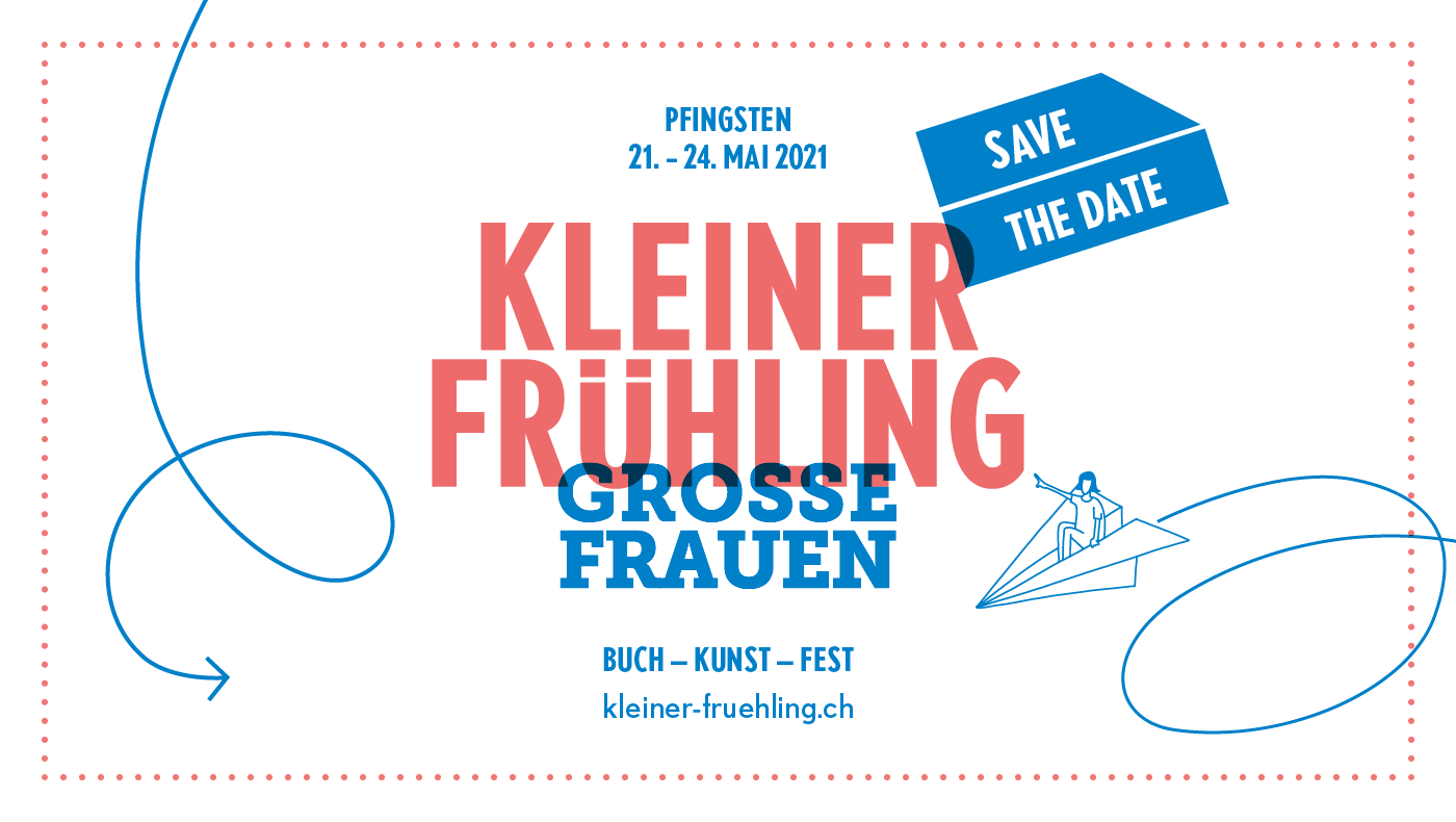 Save the Date – Kleiner Frühling 2021 in Appenzell